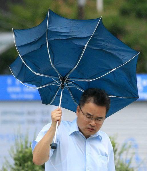 South Korea Asia Typhoon