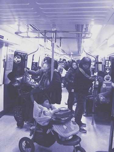 捷運原色-眼神