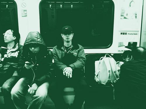 捷運原色-休息是思考的一種形式