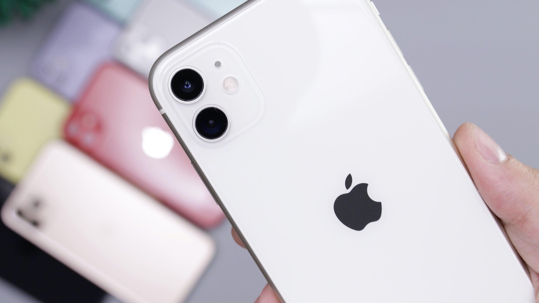 我的 iPhone 主畫面長這樣