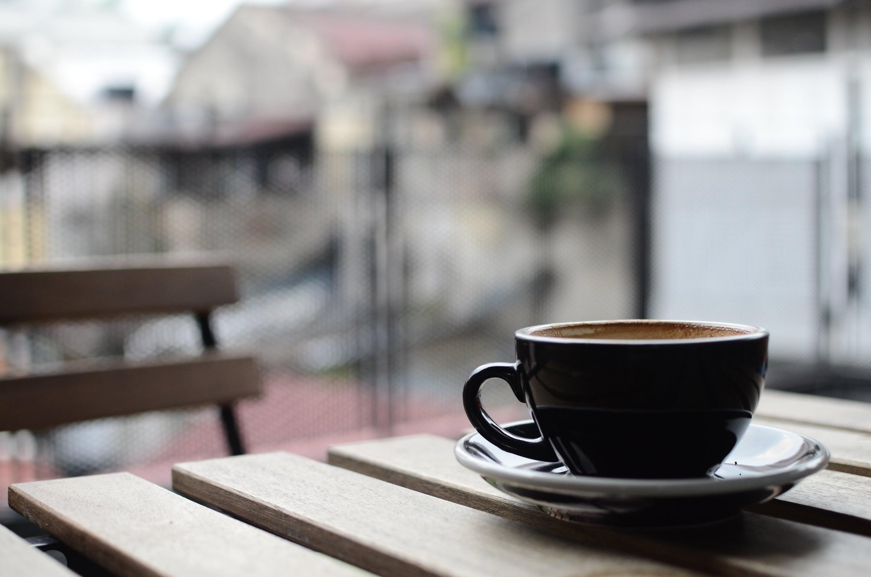 新案開工、手壓咖啡、學習存錢