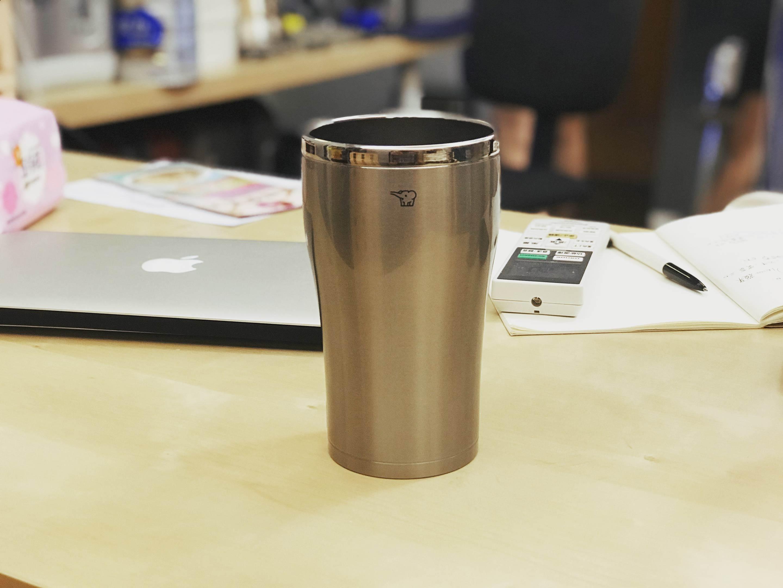 辦公室喝咖啡神器推薦:象印 SX-DN45 不鏽鋼真空保溫杯